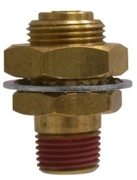 Gladhand Bulkhead Connector