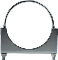 Flat band clamp