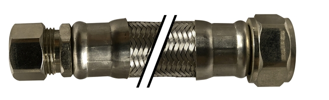 Stainless Steel Water Heater Connector