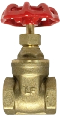 Lead Free Gate valves