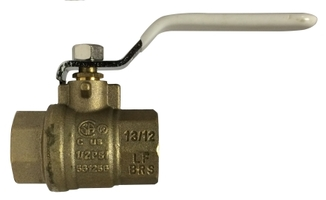 Lead Free Ball Valves AGA UL FM IPS and SWT