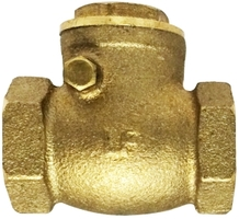 Lead Free Swing Check Valve