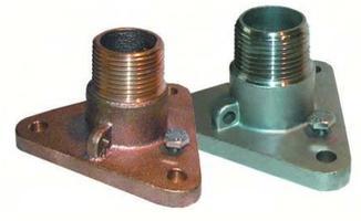 Bronze Flanged Adapter