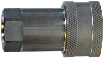 Female Pipe Coupler ISO-A Interchange