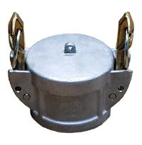 Self Lock Aluminum Dust Cap
