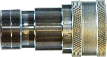Female Pipe Coupler ISO-B Interchange