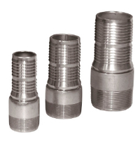 CL Plated Steel Combination Nipple