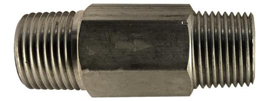 Aluminum M X M Anti-Siphon Valves