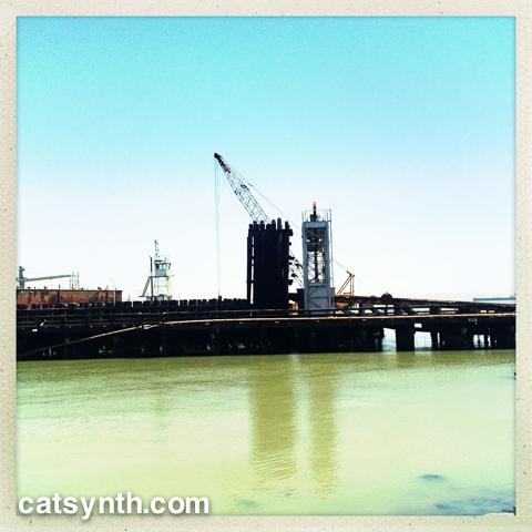 Docks at Mission Rock, San Francisco