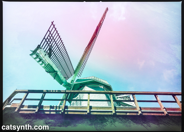 Murphy Windmill, Golden Gate Park