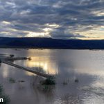 Wordless Wednesday: Panamint Valley Sunset