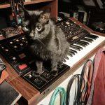 CatSynth Pic: Betty and the Yamaha CS20m