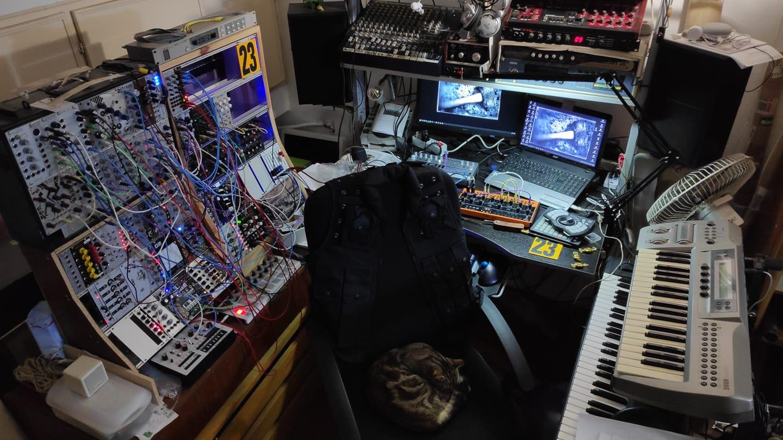 CatSynth Pic: Studio 23 - CatSynth
