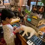 CatSynth Video: Drum Machines, MicroBrute, Kaoss Pad and more