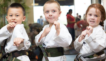4 Weeks of Lessons at Life Champ Martial Arts Reston