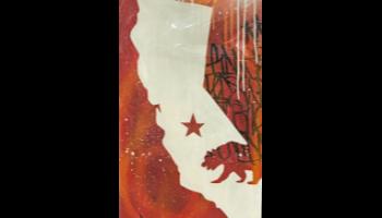 Jason Roose Hand Painted Canvas from  Tabula Rasa