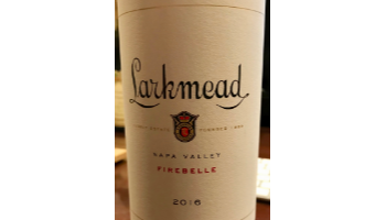 Larkmead Firebelle 2016 Hand crafted wine