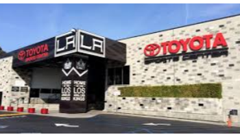 Toyota Sports Center Skating Experience and Los Angeles Kings Signed Collectible Memorabilia