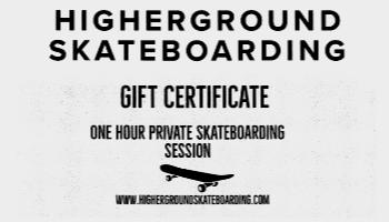 High Ground Skateboarding