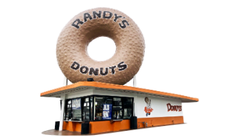 Randy's Donuts $50 Gift Card