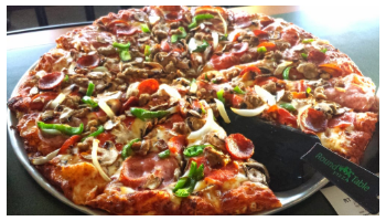 Round Table Kids Pizza Party