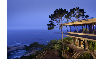 Hyatt Highlands Inn Carmel (during US Open weekend)