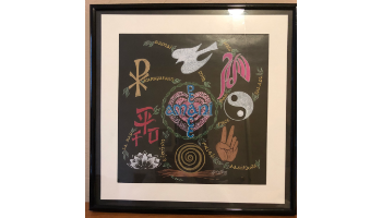 "Dominican Sister Art - ""Peace"""