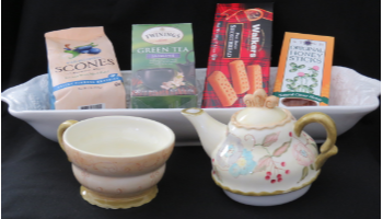 """Tea for One"" Basket"