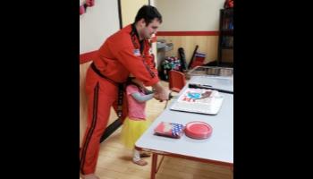 Life Champ Martial Arts Birthday Party