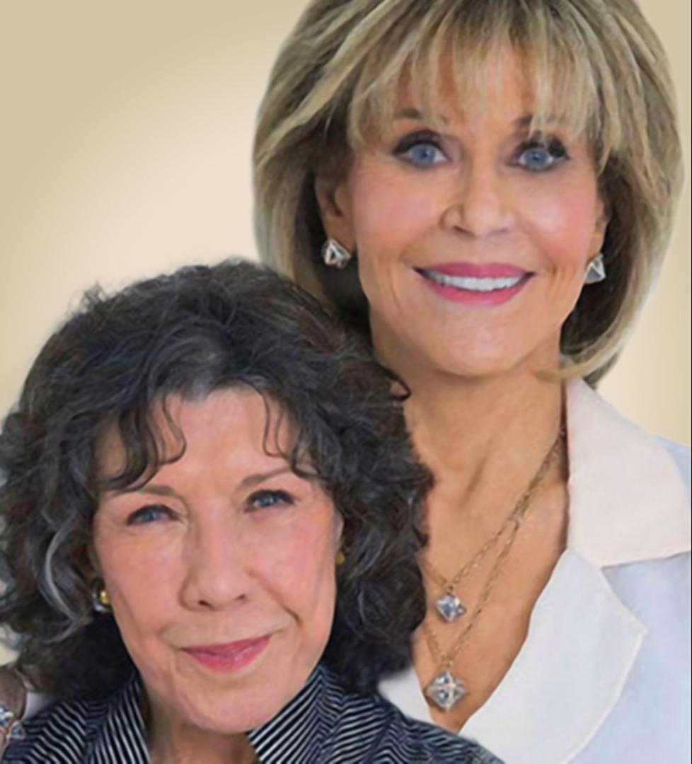 Distinguished Speakers Series:  Jane Fonda & Lily Tomlin