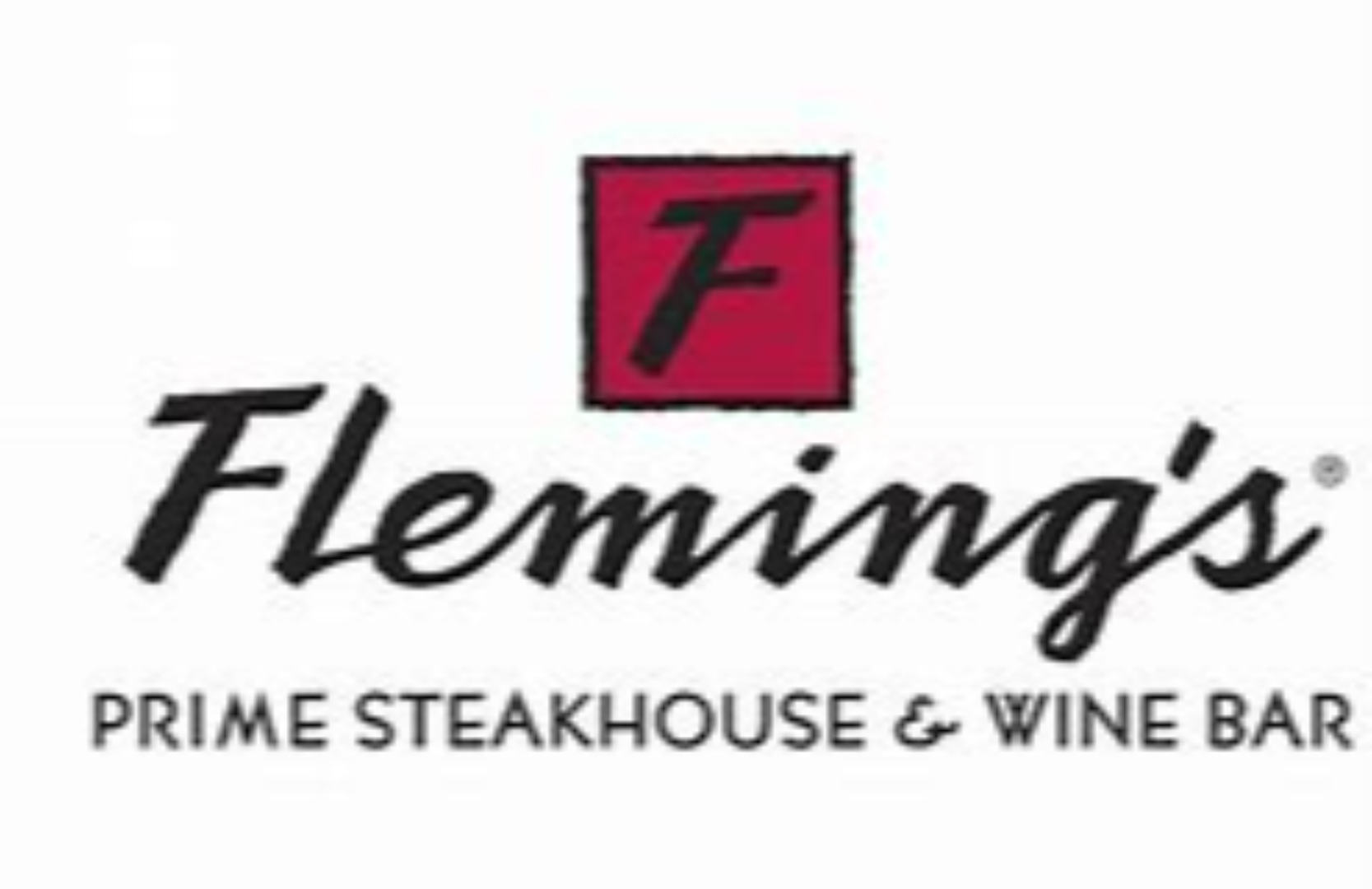 Fleming's- $100 Gift Card