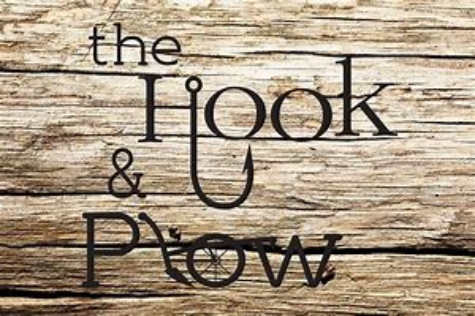 Hook & Plow- $50 Gift Card