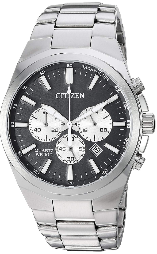 Citizens Tachymeter Mens Watch
