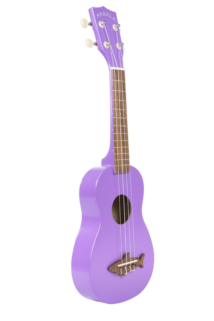 Kala Purple Ukulele with Song Book