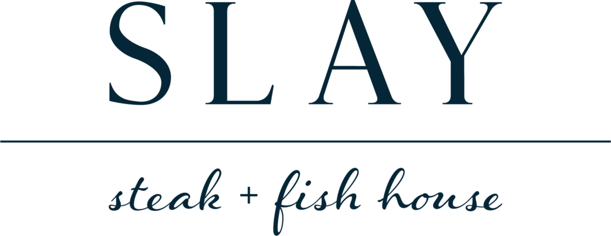 SLAY Steak + Fish House- $100 Gift Card