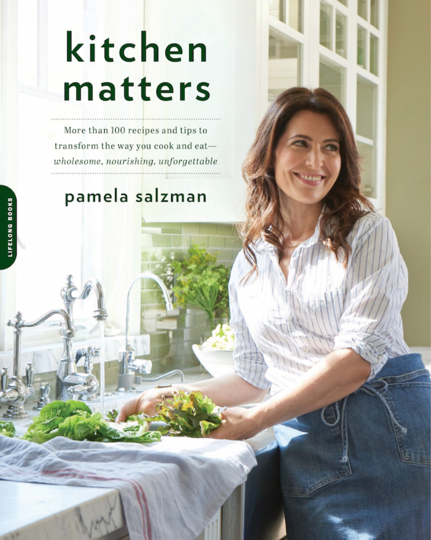 Pamela Salzman Private Cooking Class and Dinner for 8