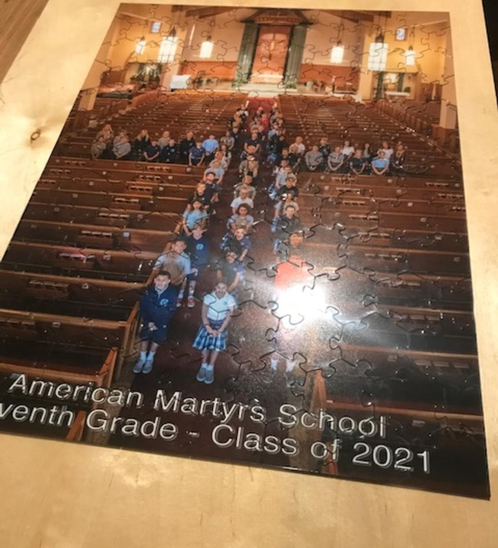 7th Grade Class Gift