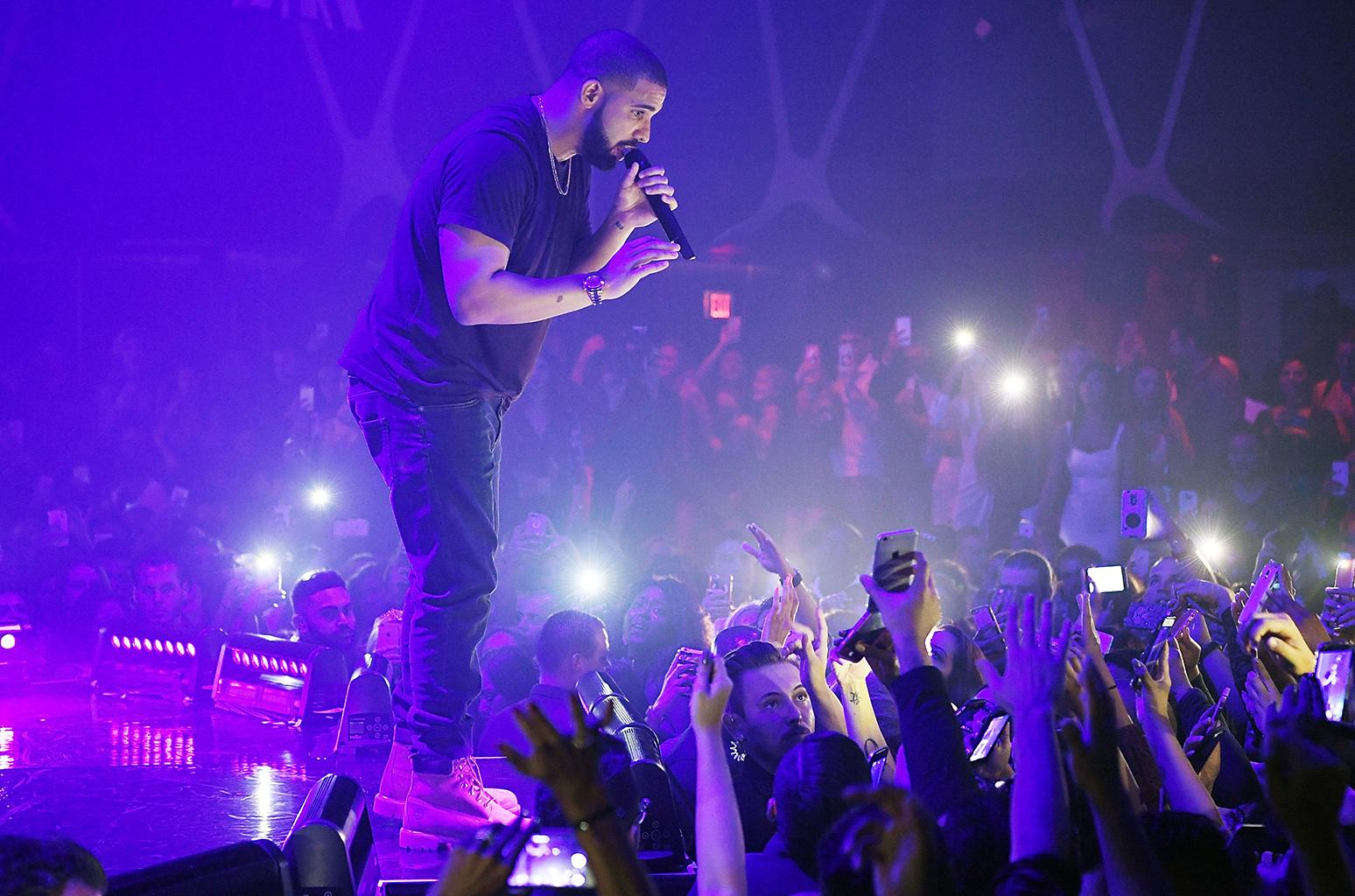 Drake Concert Tickets