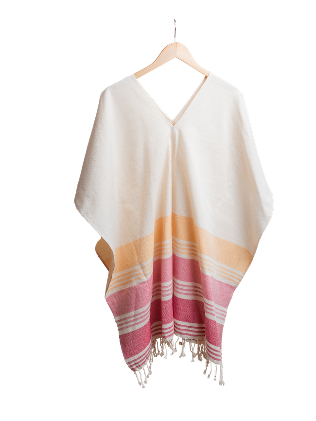 Caftan Coverup in Sunburst