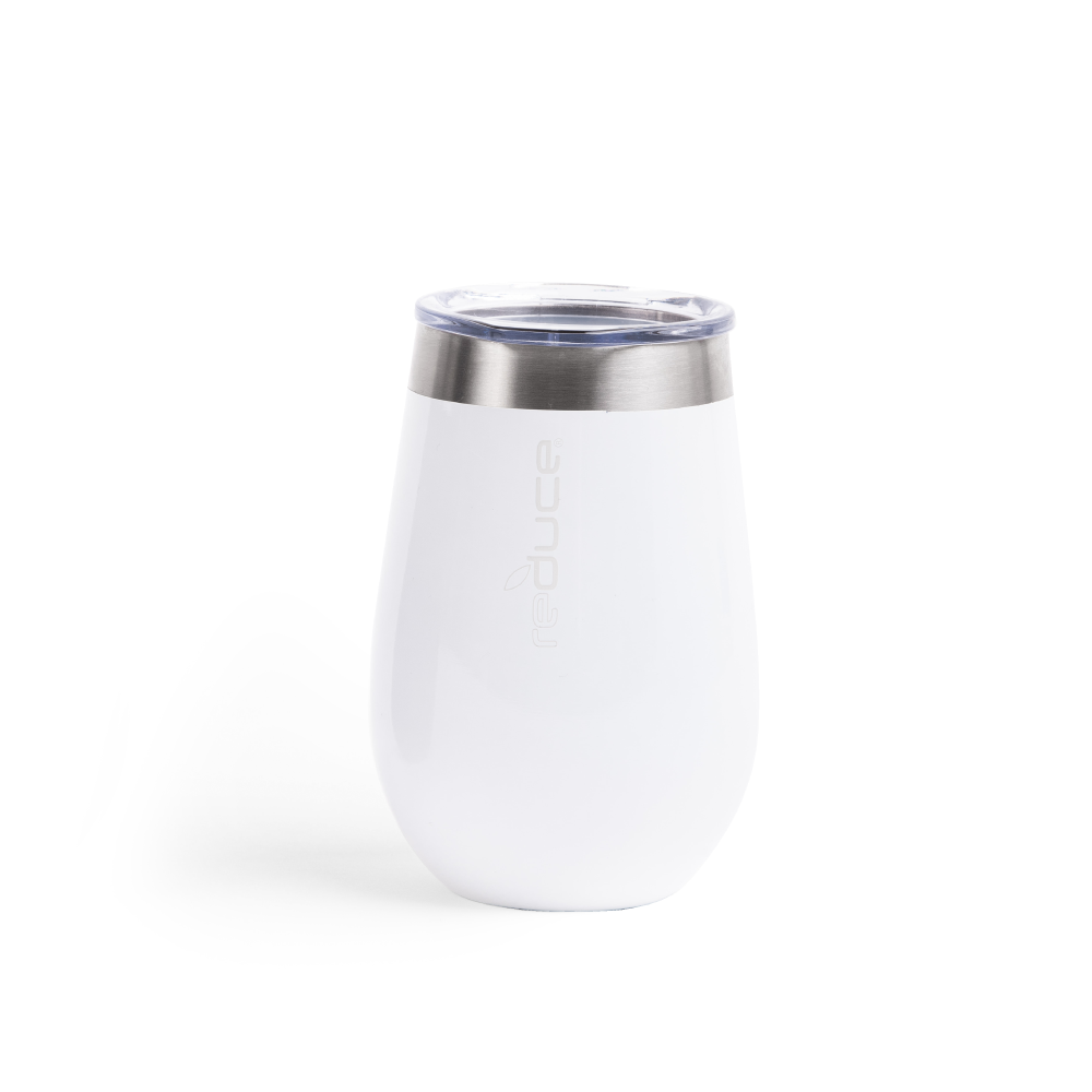 Insulated Tumbler in White