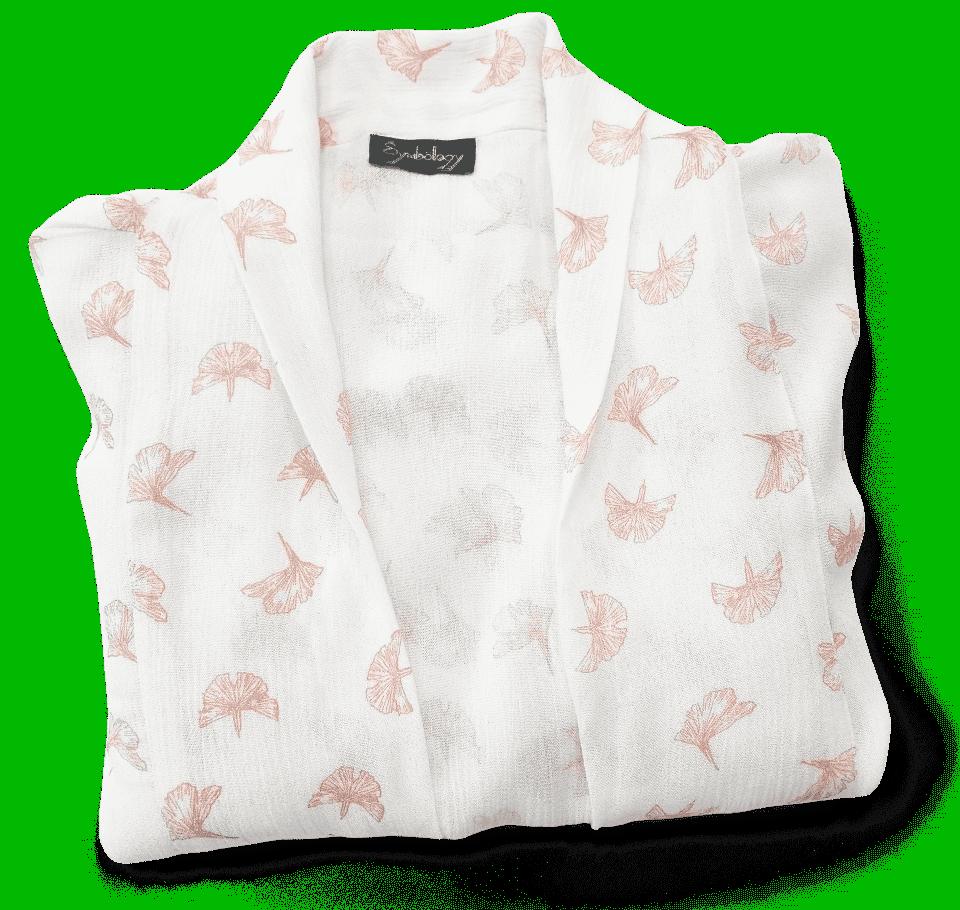 Exclusive Kimono in Cream