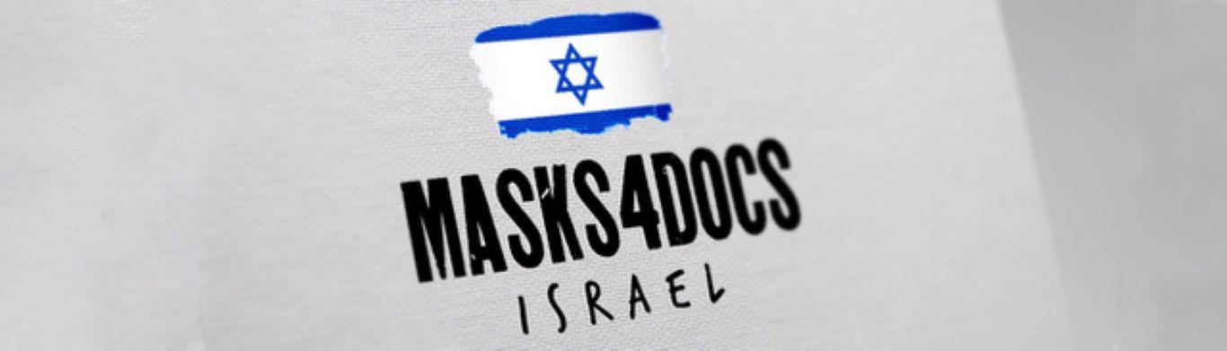 Masks4Docs Israel
