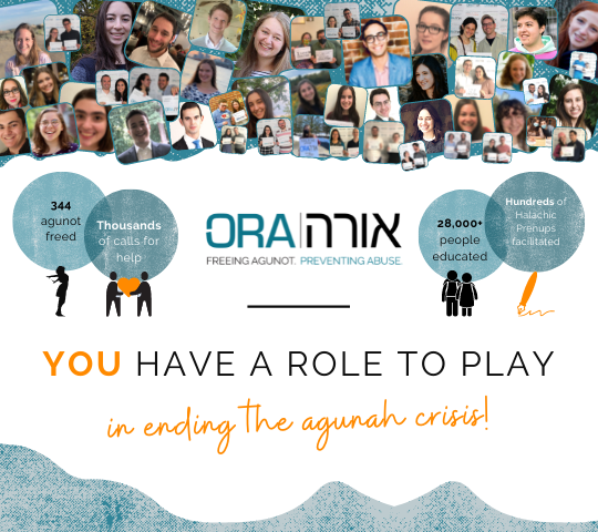 Organization for the Resolution of Agunot (ORA)
