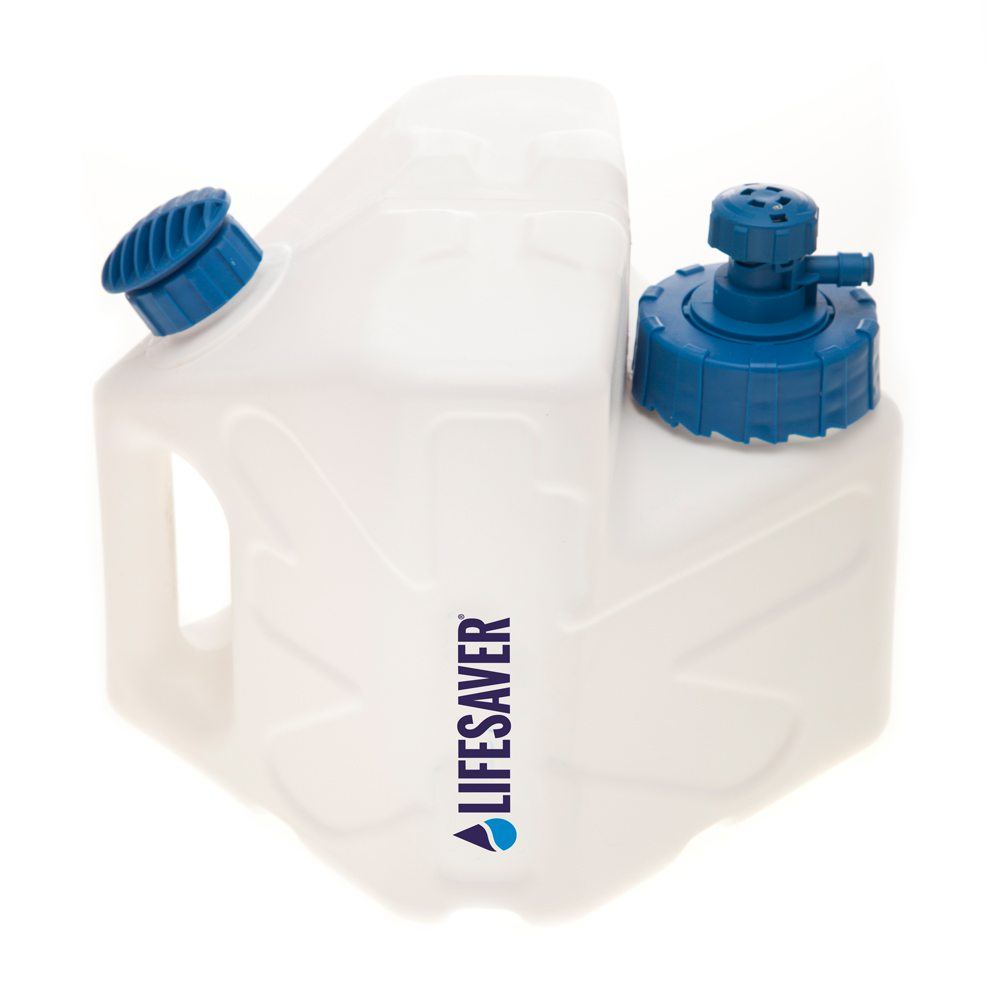 Product: LifeSaver Cube | Household Water Treatment and Safe