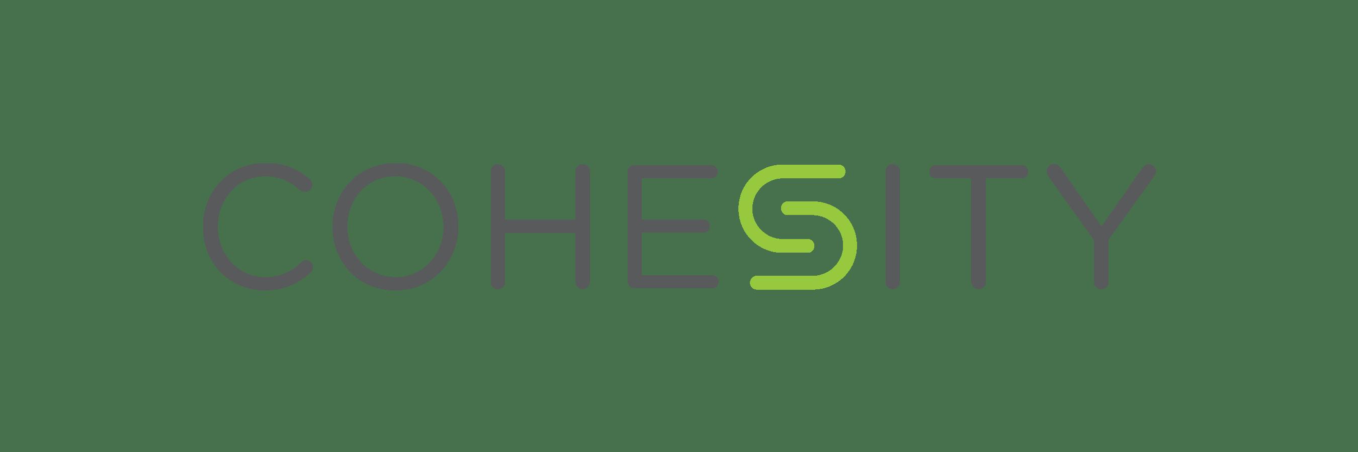 Cohesity company logo