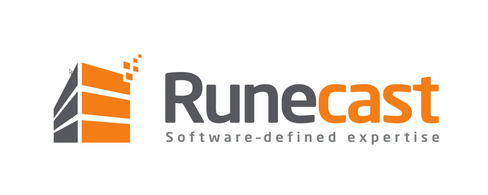Runecast company logo