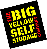Big Yellow Self Storage company logo