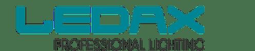 Ledax company logo