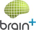 Brain+ company logo
