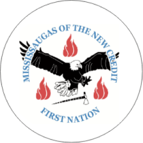 Mississaugas of the Credit First Nation company logo